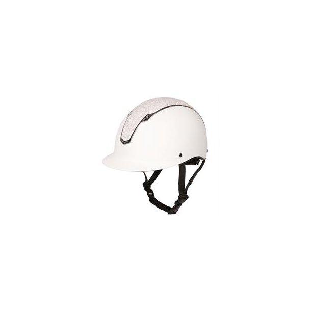 Centaur Ridehjelm Hvid